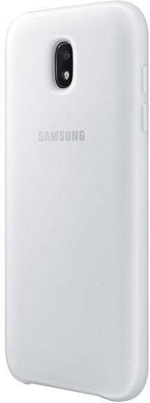 Samsung Dual Layer Cover J3 2017, white