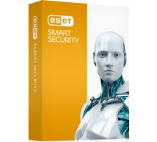 ESET Smart Security pro 4 PC na 1 rok