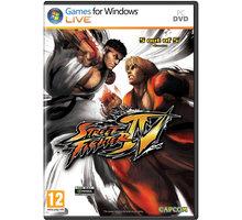 Street Fighter IV (PC) - PC - 8595071030893