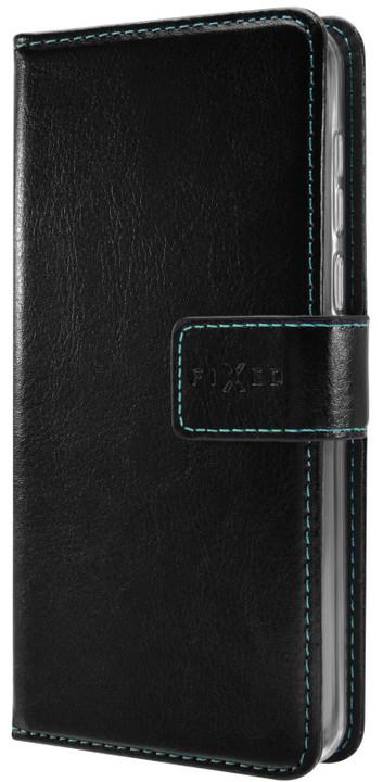 FIXED Opus pouzdro typu kniha pro Huawei Y5 II, černé