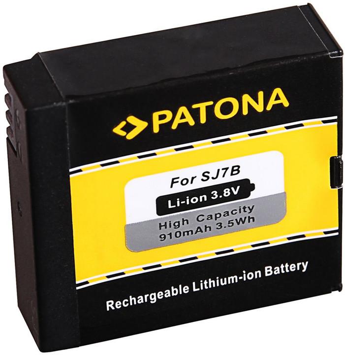 Patona baterie pro videokameru SJCAM SJ7 Star 910mAh Li-Ion