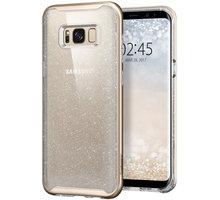 Spigen Neo Hybrid Crystal pro Samsung Galaxy S8, glitter gold - 565CS21606