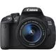 Canon EOS 700D + 18-55mm IS STM + baterie LP-E8