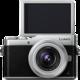 Panasonic Lumix DMC-GX800, stříbrná + 12-32 mm