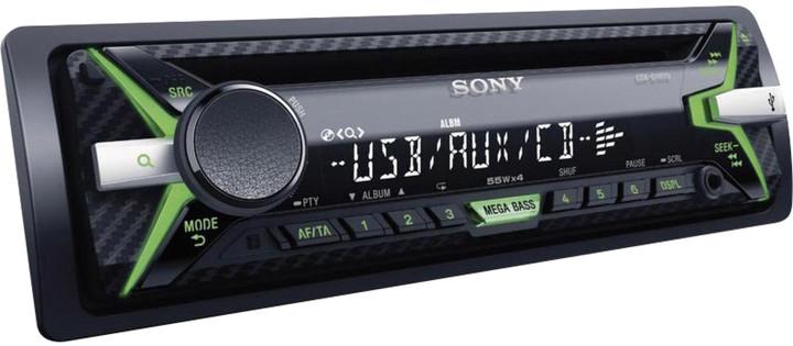 Sony CDX-G1102U