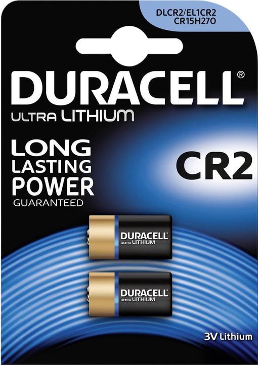 Duracell Ultra CRCR2 B2