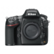 Nikon D800, tělo