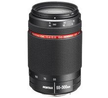 Pentax objektiv DA 55-300mm f/4.5-5.8 ED WR - 22270