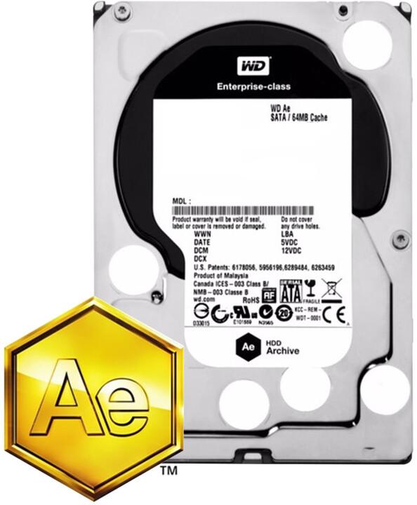 WD AE - 6TB
