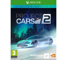 Project CARS 2 - Limited Edition (Xbox ONE) + Čepice Project CARS 2