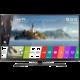 LG 43UJ634V - 108cm  + Flashdisk A-data 16GB v ceně 200 kč + Gamepad a 3 měsíce GameFly