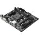 ASRock FM2A68M-HD+ - AMD A68H