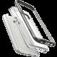 Spigen Neo Hybrid Crystal, gunmetal - Gal S7 edge