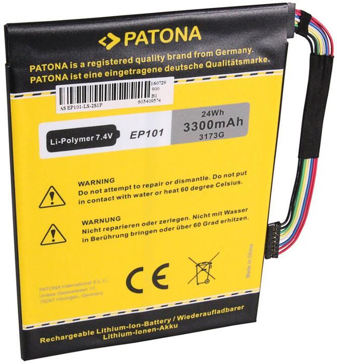 Patona baterie pro ntb Asus EP101 3300mAh Li-Pol 7,4V TF101