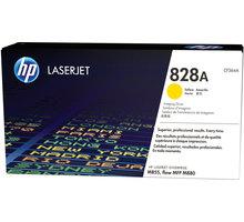 HP CF364A, žlutá