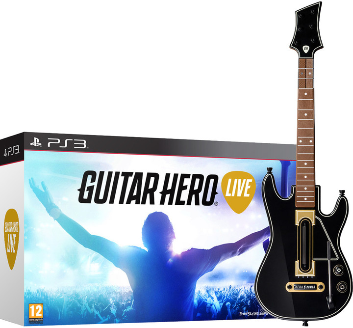 Guitar Hero Live - PS3