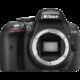 Nikon D5300, tělo černá  + Spací pytel Alpine Pro Saltan v ceně 999 Kč