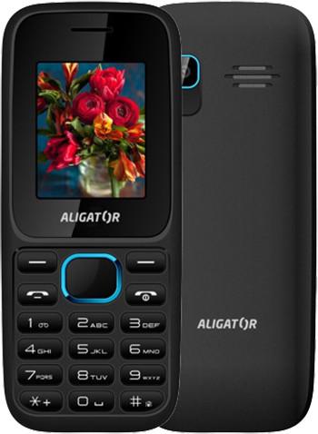 Aligator D200, černo/modrý
