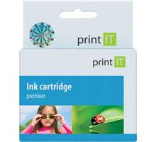 PRINT IT alternativní HP CC654AE No. 901XL Black - PI-123