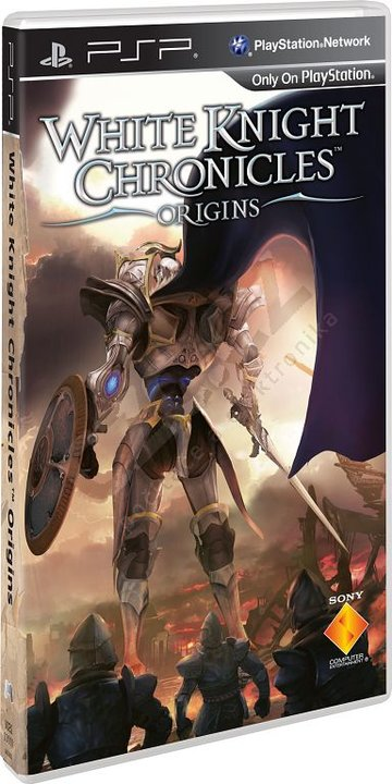 White Knight Chronicles Origins - PSP