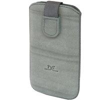 "DC pouzdro XXL+ (4,3"") Protect Meridian ŠEDÉ (Sony Xp Z1 Compact, LG G2 mini, MP Funky) - LCSTOP31PRMEGR"