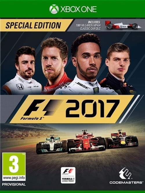 F1 2017 - Special Edition (Xbox ONE)