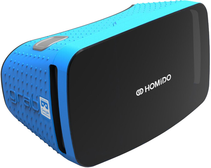 Homido Grab Virtual reality headset - Modrá