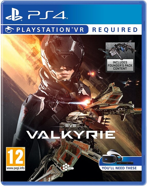 EVE: Valkyrie (PS4 VR)