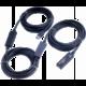 PremiumCord USB 3.0, A/M-A/F, 15m repeater a prodlužovací kabel