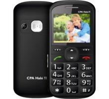 CPA HALO 11, černá - TELMY1011BK