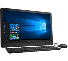 Dell Inspiron 24 (3464) Touch, černá - D-3464-N2-511K
