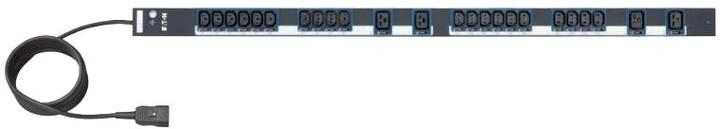 Eaton ePDU, základníIEC, 0U, In: C20 16A 1P, Out: 20xC13:4xC19