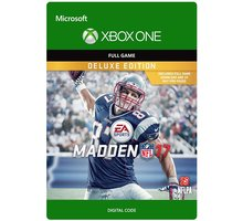 Madden NFL 17: Deluxe Edition (Xbox ONE) - elektronicky - G3Q-00125
