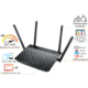 ASUS RT-AC58U  + Asus Cerberus v hodnetě 799,- k routeru Asus zdarma + Webshare VIP Silver, 1 měsíc, 10GB, voucher zdarma