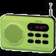 Lenco ICES IMPR-112, zelená