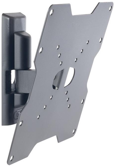 Meliconi 580412 Slim CME Tilt ETR 200 nástěnný náklonný držák na TV, černá