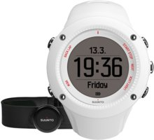 Suunto Ambit3 Run HR, bílá - 322599