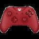 Microsoft Xbox ONE Gamepad, bezdrátový, červený (XONE S)