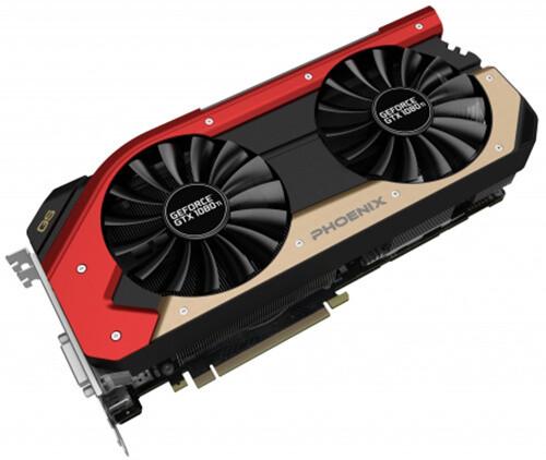 Gainward GeForce GTX 1080 Ti Phoenix GS, 11GB GDDR5X