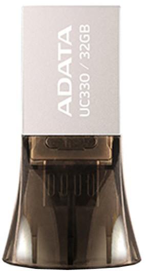 ADATA UC330 32GB, kovová