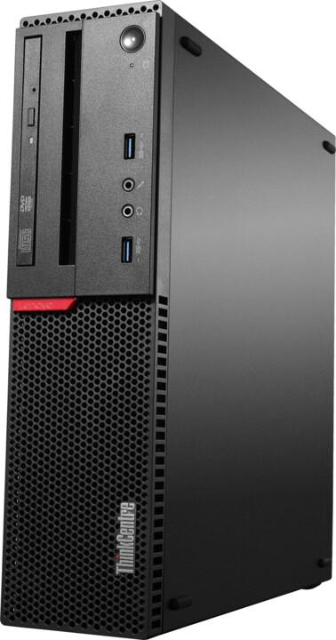 Lenovo ThinkCentre M710s SFF, černá