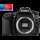 Canon EOS 80D, tělo  + 2 500 Kč zpět od Canonu