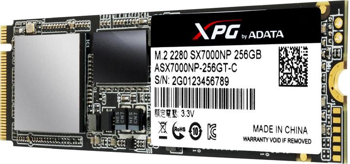 ADATA XPG SX7000 - 256GB