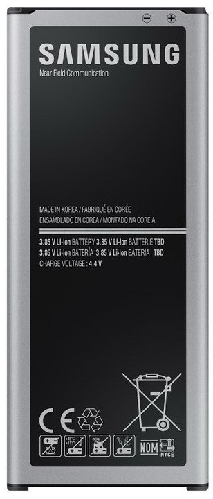 Samsung baterie 3220 mAh EB-BN910BB, NFC, pro Galaxy Note 4