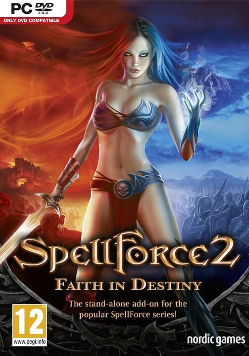 Spellforce 2: Faith in Destiny - PC