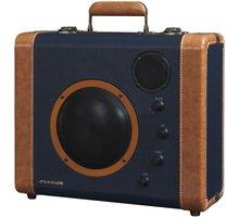 Crosley Soundbomb, modrá/oranžová - CR8008A-BL