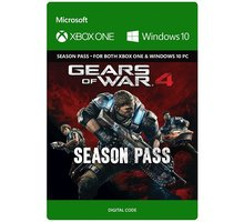 Gears of War 4 - Season Pass (Xbox Play Anywhere) - elektronicky - PC - 7CN-00030