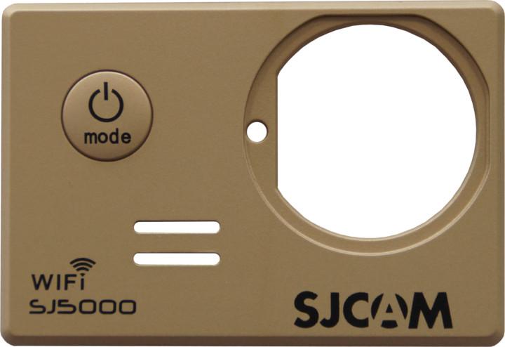 SJCAM ochranný kryt pro SJ5000, zlatý