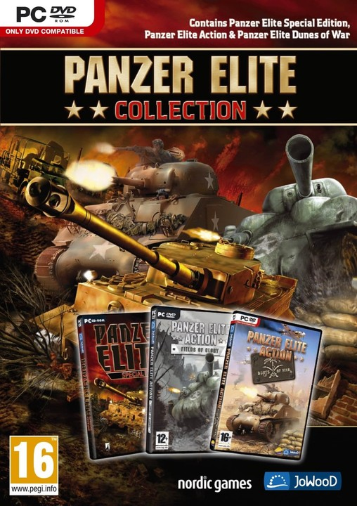 Panzer Elite Complete Collection - PC