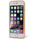 EPICO pružný plastový kryt pro iPhone 6/6S BRIGHT - zlatá